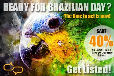 Advertise With Us | Connectbrazil com - Music, Travel