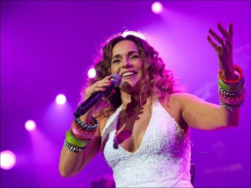 Daniela Mercury's US Concert Tour celebrates Brazilian Day 2019. Music, Travel, Friends and Fun. Tha