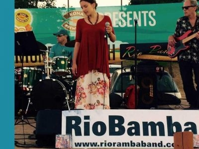 El Jimador Presents: Bossa Nova on the Beach with Rio Bamba