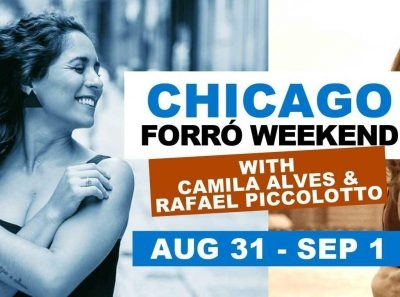 Chicago Forró Weekend with Camila & Rafael