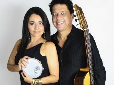 Rose Max & Ramatis Brazilian Jazz Duo