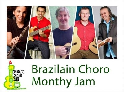Chicago Choro Club: Monthly Jam Session