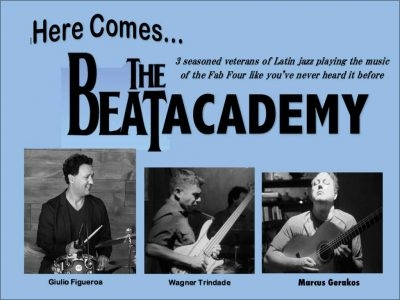 The Beat Academy: Brazilian Beatles Jazz at Casa Arjona