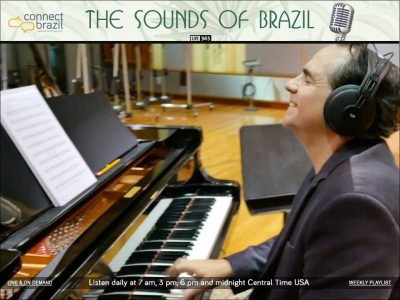The Sounds of Brazil: Ricardo Bacelar's Brazilian Jazz